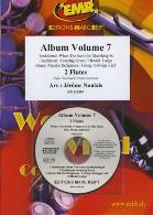 ALBUM FOR FLUTE DUET Volume 7 + CD