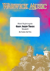EASY JAZZY TRIOS Volume 2 (treble clef)