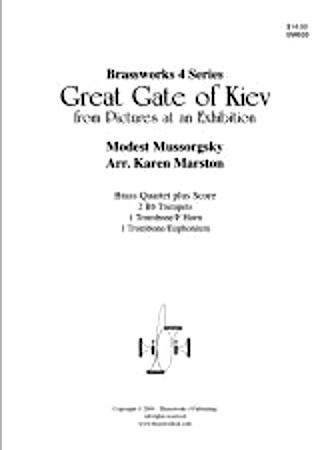 GREAT GATE OF KIEV