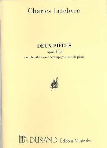 DEUX PIECES Op.102