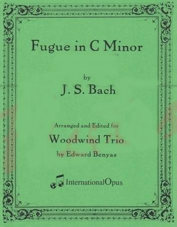 FUGUE in C minor