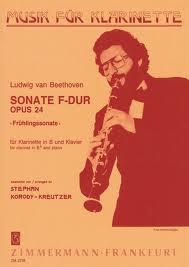 SONATA in F Op.24 'Spring Sonata'