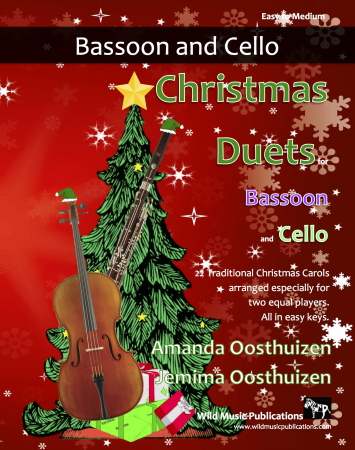 CHRISTMAS DUETS for Bassoon & Cello