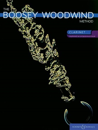 BOOSEY WOODWIND METHOD Keyboard Accompaniment