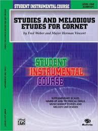 STUDIES & MELODIOUS ETUDES Level 1