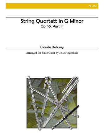 STRING QUARTET in G minor, Op.10 Part III