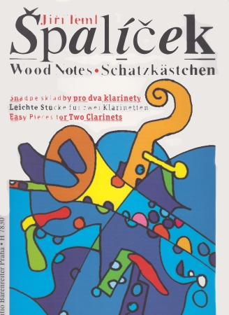 WOOD NOTES playing score