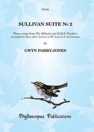 SULLIVAN SUITE No.2 (score & parts)