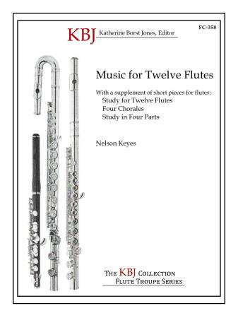MUSIC FOR 12 FLUTES