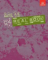 THE AB REAL BOOK C Edition treble clef