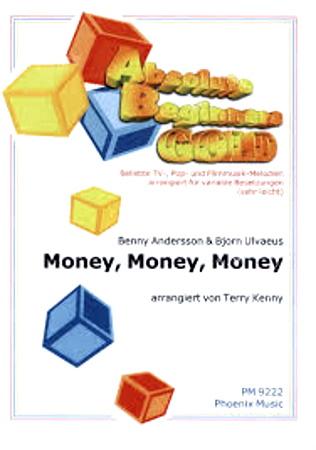 MONEY, MONEY, MONEY (score & parts)