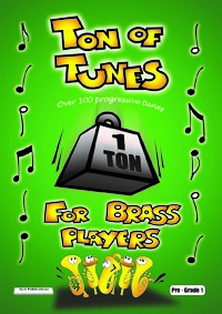 TON OF TUNES (bass clef)