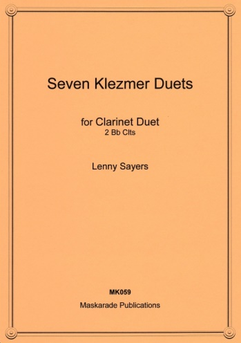 SEVEN KLEZMER DUETS