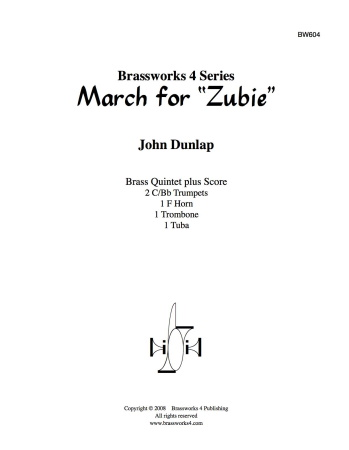 MARCH FOR ZUBIE