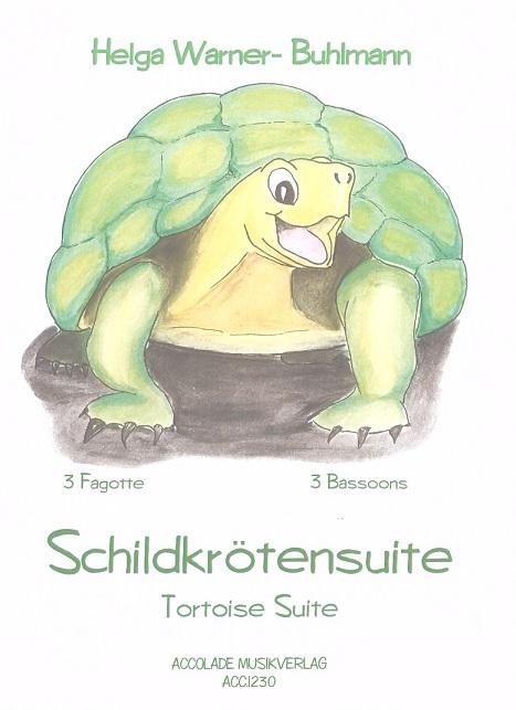 SCHILDKROTENSUITE Tortoise Suite score & parts
