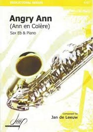 ANN EN COLERE