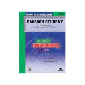 BASSOON STUDENT Level 1