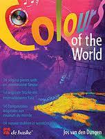 COLOURS OF THE WORLD + CD 14 original pieces