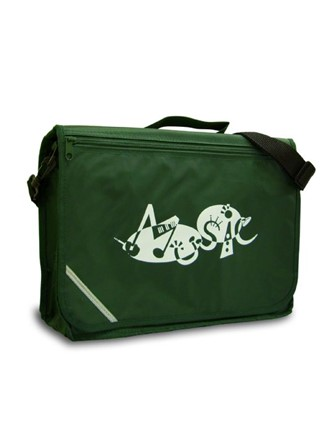 MUSIC BAG Excel (Green)