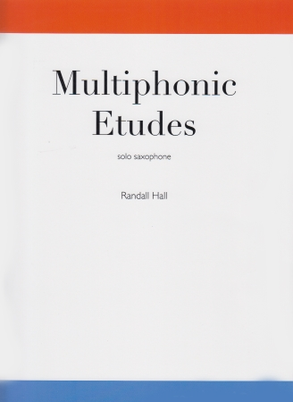 MULTIPHONIC ETUDES 24 Pieces