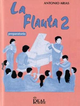 LA FLAUTA Volume 2 Preparatorio
