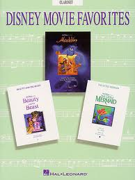 DISNEY MOVIE FAVORITES