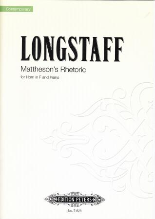 MATTHESSON'S RHETORIC