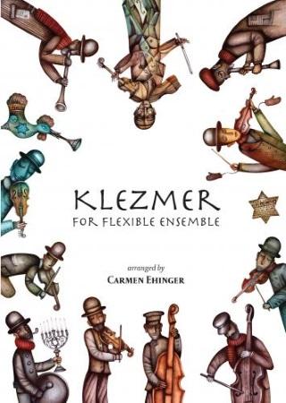 KLEZMER for Flexible Ensemble (score & parts)
