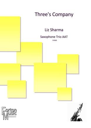THREE'S COMPANY (score & parts)