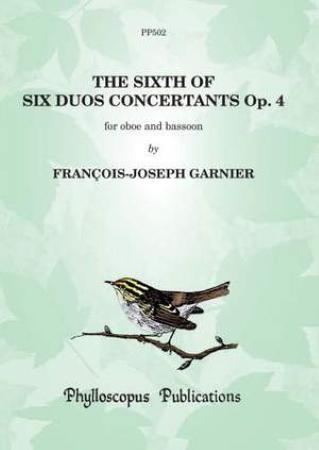SIX DUOS CONCERTANTS Op.4/6