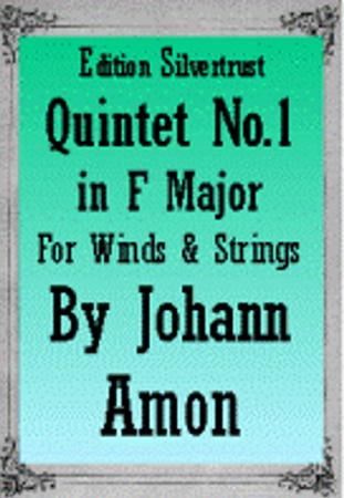 QUARTET No.1 in F major Op.110
