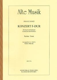 CONCERTO in F major - Score