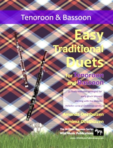 EASY TRADITIONAL DUETS (for tenoroon and bassoon)
