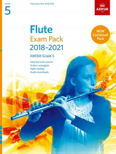 FLUTE EXAM PACK Grade 5 (2018-2021)