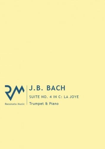 SUITE No.4 in C major: La Joye