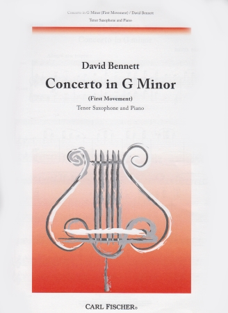 CONCERTO in G minor: 1st Movement