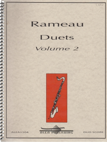 DUETS Volume 2 playing score