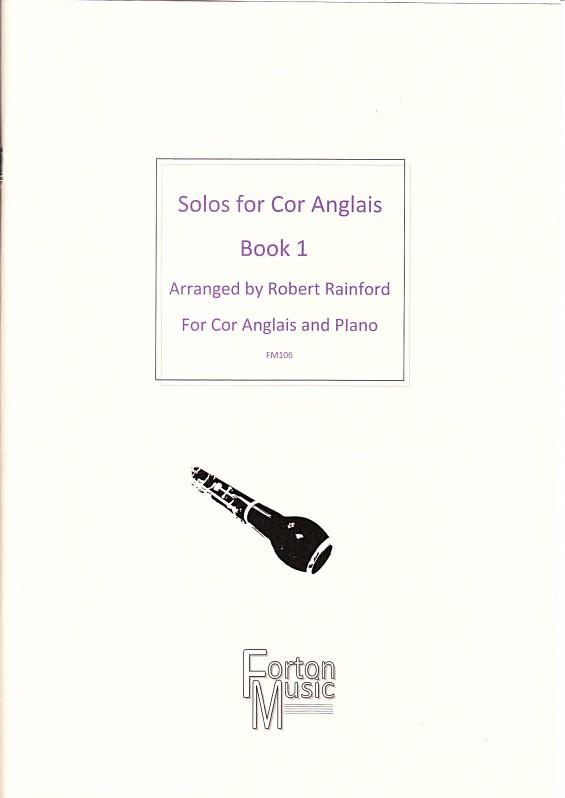 SOLOS FOR COR ANGLAIS Book 1