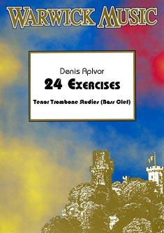 24 EXERCISES (bass clef)