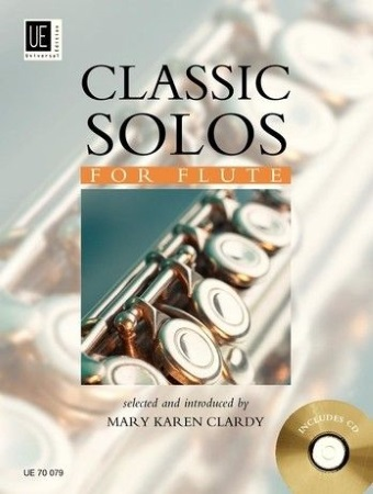 CLASSIC SOLOS FOR FLUTE + CD