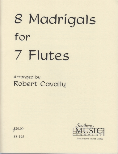 EIGHT MADRIGALS