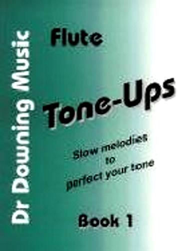 FLUTE TONE-UPS Book 1 + CD