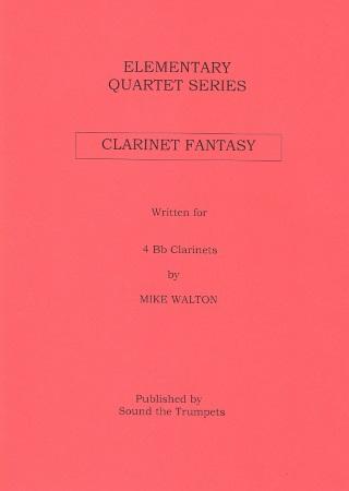 CLARINET FANTASY (score & parts)