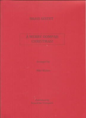 A MERRY OOMPAH CHRISTMAS (score & parts)