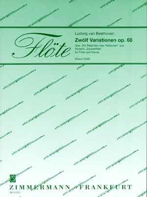 TWELVE VARIATIONS Op.66