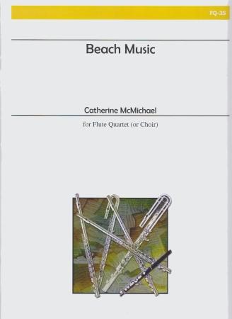 BEACH MUSIC (score & parts)