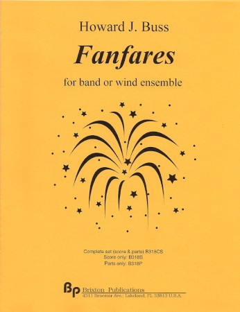 FANFARES (set of parts)