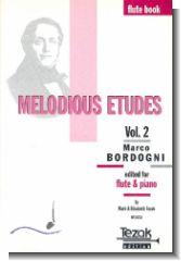 MELODIOUS ETUDES Volume 2